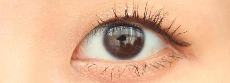 单眼皮眼线画法是什么