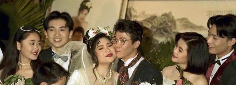 姜育恒婚礼为什么轰动