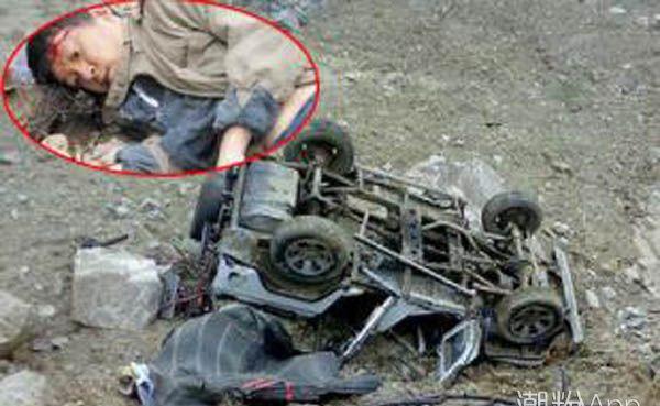 潘粤明出车祸真相是什么揭晓 现场实况照片曝光