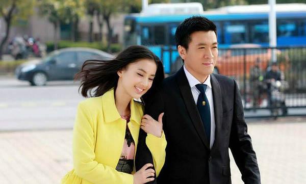 黄圣依和杨子什么关系 隐忍十年只为信守心中承诺