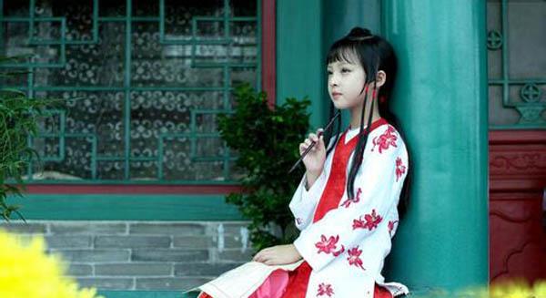 周漾玥是怎么成为童星的 网友称其史上最传神林黛玉