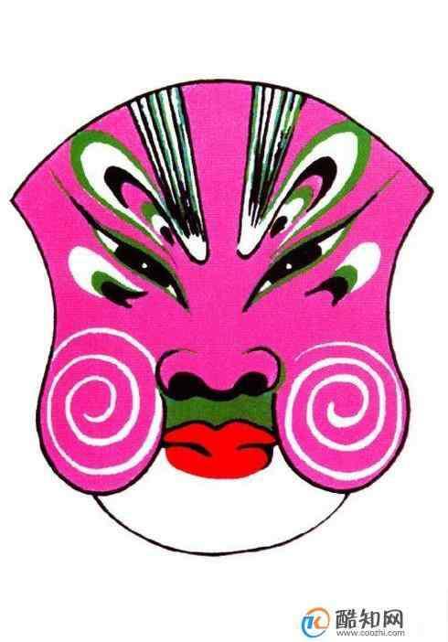 京剧脸谱表示忠勇义烈的是什么颜色 不同颜色脸谱代表什么含义