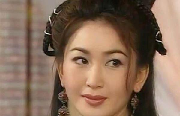 封神榜妲己温碧霞意陷婚变风波 曾是娱乐圈有名的大美人