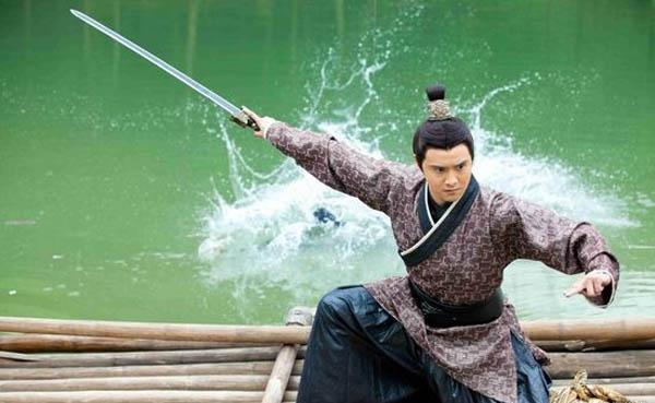 中国古代十大宝剑 神兵干将莫邪均位列其中