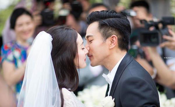 杨幂大婚冯绍峰去了没 大幂幂为何从不参加别人婚礼