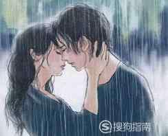 接吻时男生的手在干嘛 接吻时男孩手的动作表示什么意思