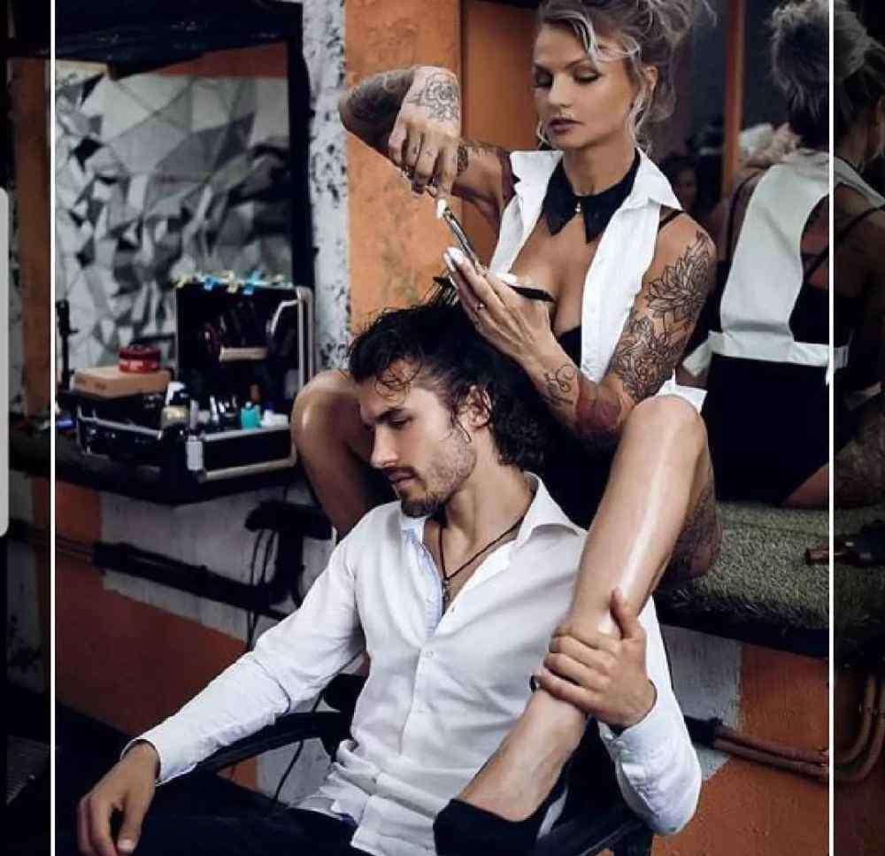 发型师qq群 洗剪吹一次都要50,这群私人理发师让你少花钱又帅