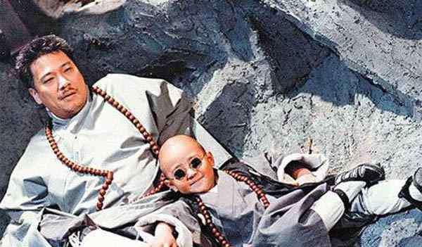 功夫食神 郝劭文小时候电影有哪些 和释小龙合作的笑林小子很经典