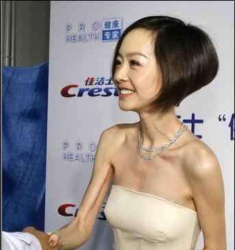 鲁豫新发型 鲁豫新发型相当给力,简直有了换头手术的既视感