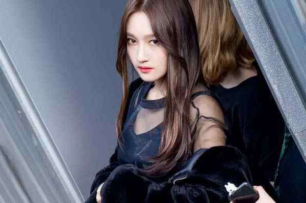 catcher 韩国版关晓彤是谁揭个人资料 DREAMCATCHER李始娟太像了