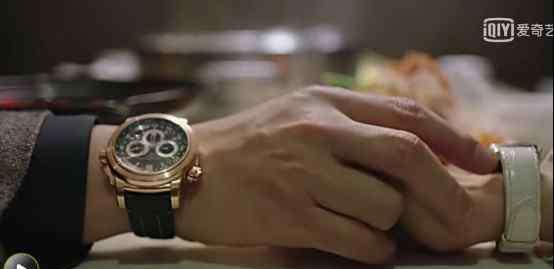 我的前半生靳东戴的手表 我的前半生贺涵的手表是宝齐莱柏拉维三地时间计时码表,价格多少钱?
