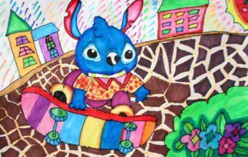 儿童画动物 绘画心理学:解读儿童画10种常见动物的心理学技巧,家长收藏