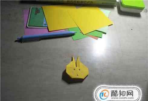 皮卡丘的折法 如何折一个可爱的皮卡丘