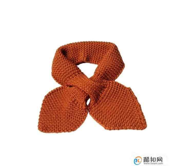 最简单好看的围巾织法 好看的围巾织法