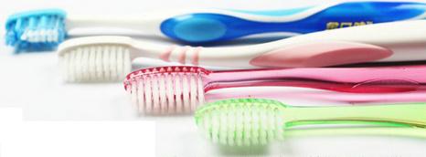 牙刷货架 如何挑选牙刷?刷牙适合用什么样的牙刷