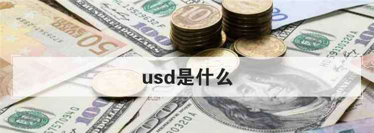 usd是什么币 usd是什么