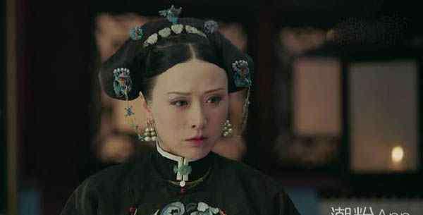 裕太妃 延禧攻略裕太妃历史上怎么死的 寿终正寝比太后活的还久