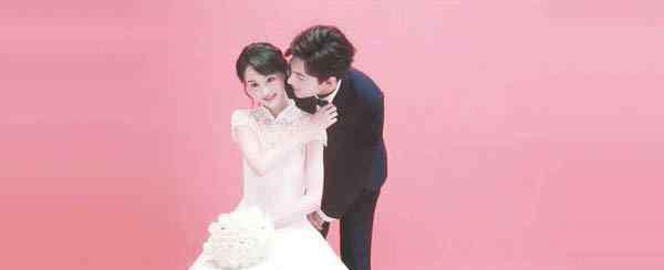 杨洋的婚纱照 杨洋和郑爽的婚纱照曝光 二人甜蜜依偎虐哭网友