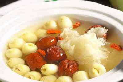 春夏秋冬四季养生汤 这些汤的做法简单又营养