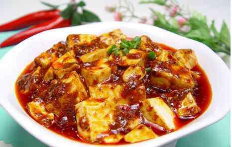 四川麻辣豆腐 正宗四川麻辣豆腐怎么做好吃