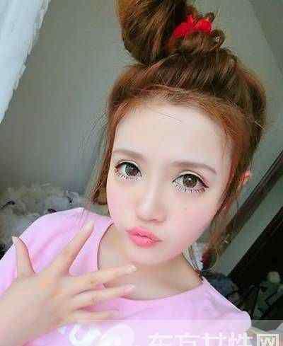 韩国无辜大眼妆 无辜大眼妆画法图解 减龄真的很轻松
