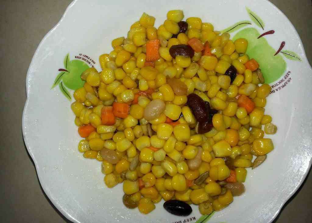 松仁玉米的做法大全 常吃对人体有很大的好处
