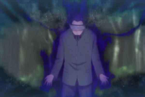 山中井阵 博人传中那团会附身黑气是什么 它的来源居然这么神秘