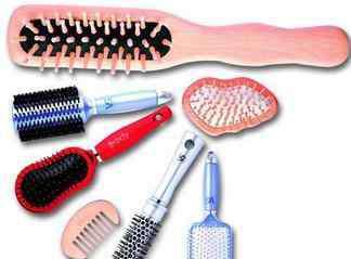 梳子的种类 梳子的种类和选择