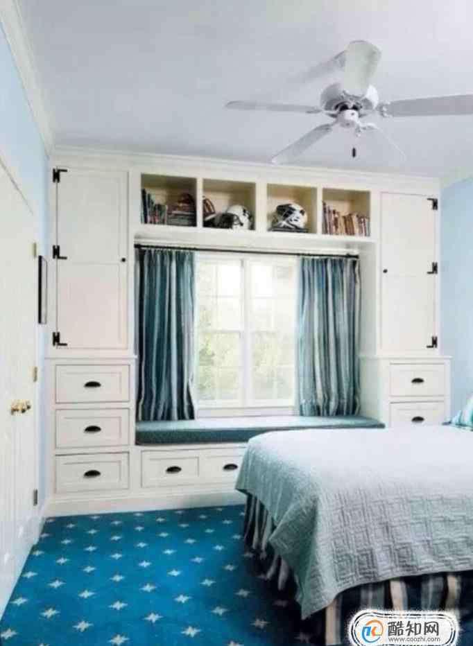 飘窗窗帘 飘窗窗帘怎么做好看?