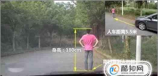 新手怎么判断左右车宽 新手学车开车教你如何判断左右前后车距