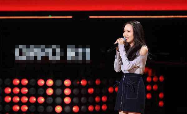 中国新歌声汪晨蕊 中国新歌声2于梓贝背景资料微博 系汪晨蕊好友成冠军大热门