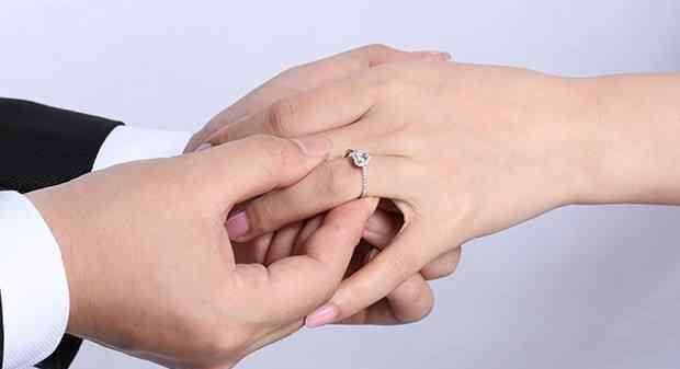 无名指戴戒指是什么意思 无名指戴戒指是什么意思?