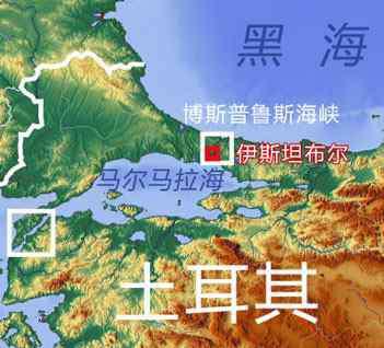 马尔马拉海 最小的海是什么海?