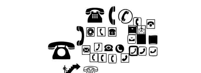 电话线缆 为什么一条电话线路上可以通多路电话?