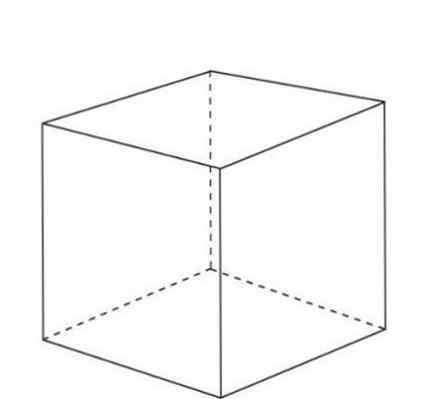 正方体有几条棱 正方体有几个面?