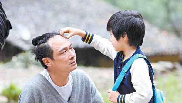 吴镇宇儿子受伤 揭秘吴镇宇孩子怎么受伤的 费曼受伤事件始末大公开