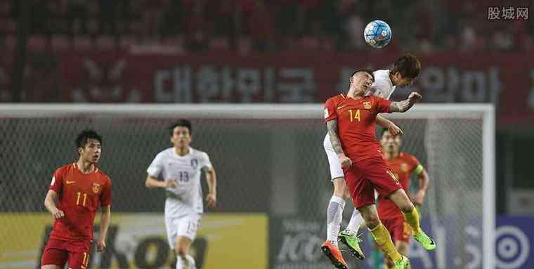 国足1 0韩国重播 国足1-0韩国 比赛视频引关注看重播为国足骄傲