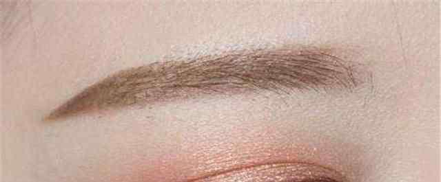 """美容纹眉 为什么不建议女生去""""纹眉""""听完美容师的分析,我懂了"""