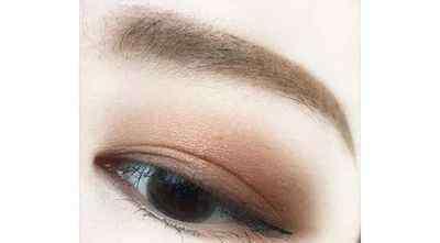 单眼皮眼妆的画法 单眼皮大地色眼影画法 教你如何画出更好看更自然的眼影