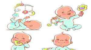 3个月宝宝睡觉不停摇脑袋 3个月婴儿睡觉猛摇头为什么
