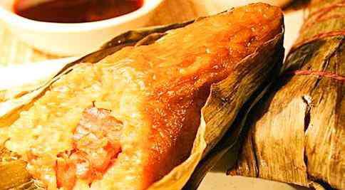 粽子包法 长方形粽子包法「图文详解」