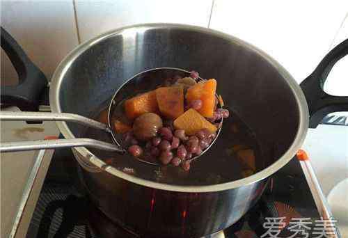 红豆补血吗 红豆汤补血吗 红豆汤怎么做好吃
