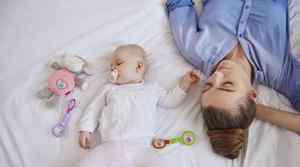 产妇开奶手法图片 产妇开奶按摩方法