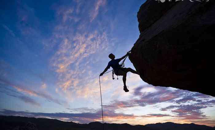极限攀岩--岩壁上的芭蕾舞