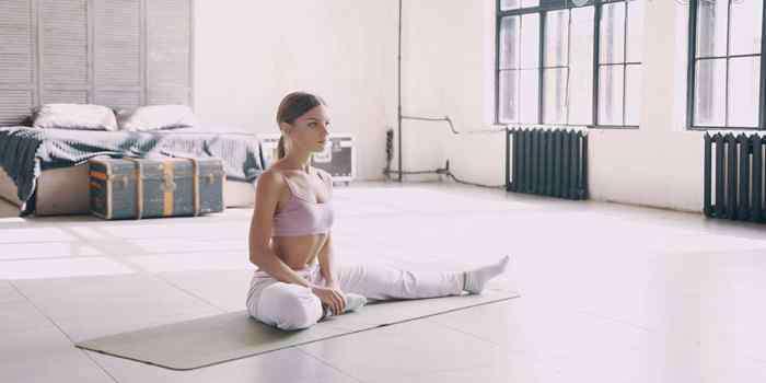 瑜伽坐姿体式大全