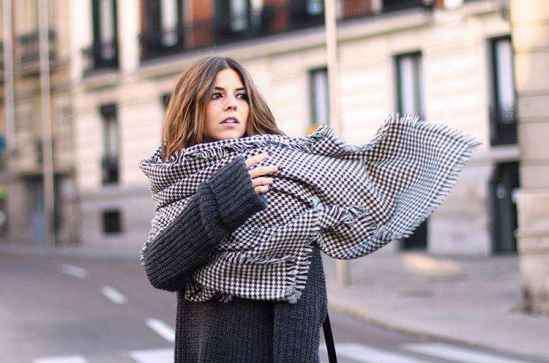 羊毛围巾 羊毛围巾怎么洗