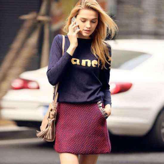 针织衫毛衣 针织衫和毛衣的区别