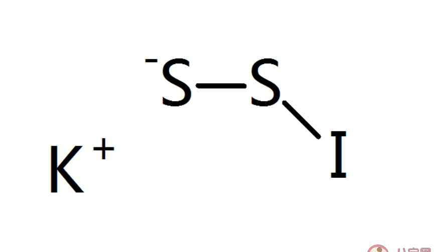 二硫碘化钾是什么 二硫碘化钾是什么意思什么梗 化学元素表白情话