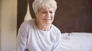 盆腔炎腰痛的位置图 盆腔炎腰疼怎么缓解