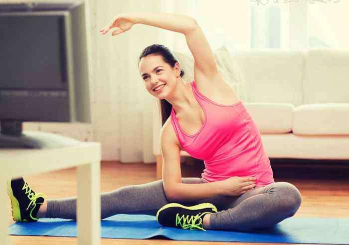 腹肌锻炼方法